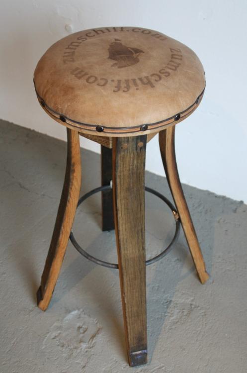 whisky barhocker. Black Bedroom Furniture Sets. Home Design Ideas